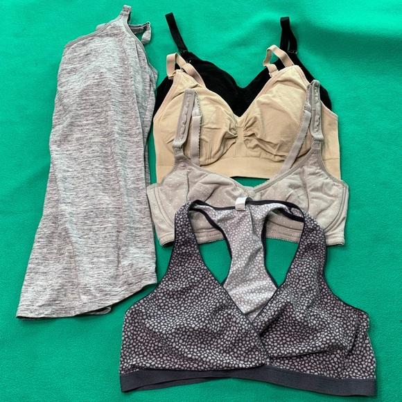 db8946df28479 Gilligan & O'Malley Intimates & Sleepwear | Nursing Camibra Bundle ...